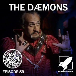 The Watch-A-Thon of Rassilon: Episode 59: The Dæmons