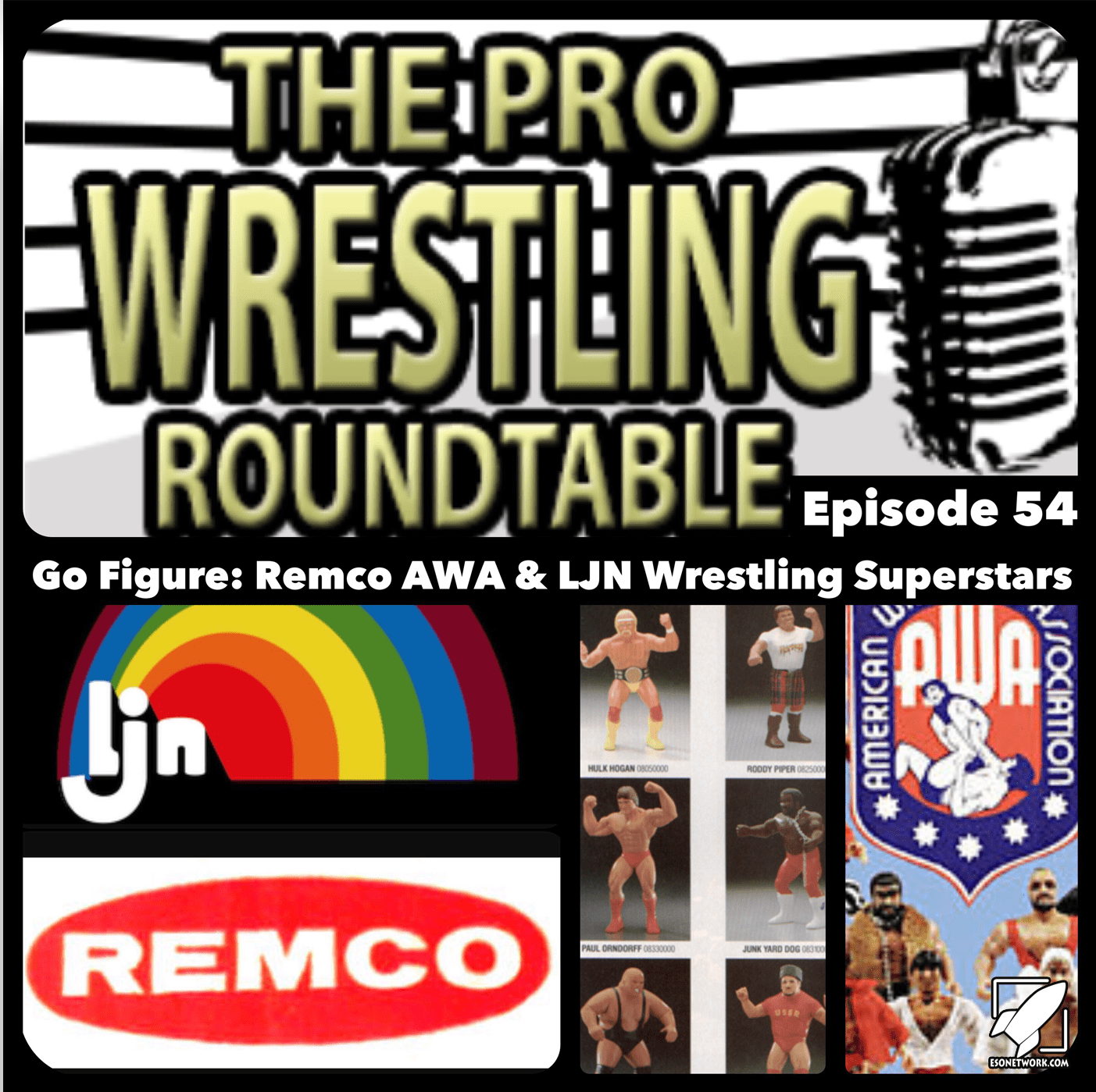 The Pro Wrestling Roundtable Ep 54