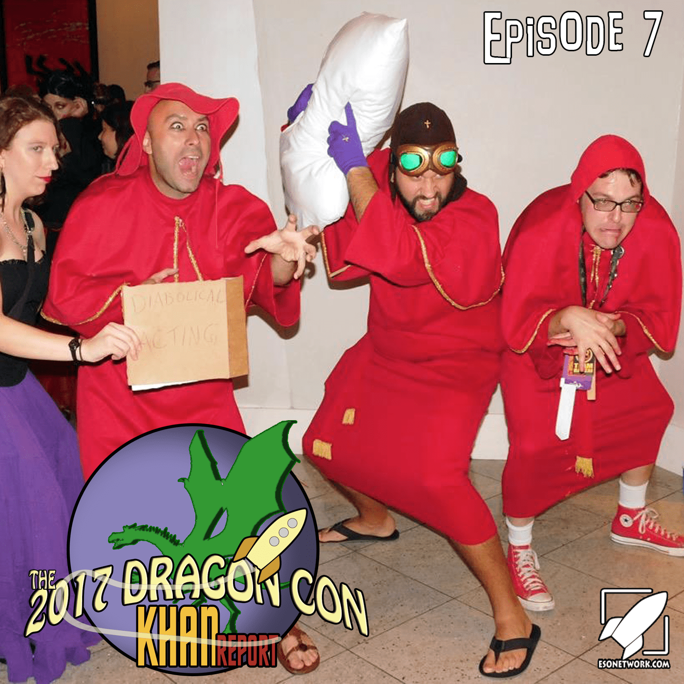 2017 Dragon Con Khan Report Ep 7