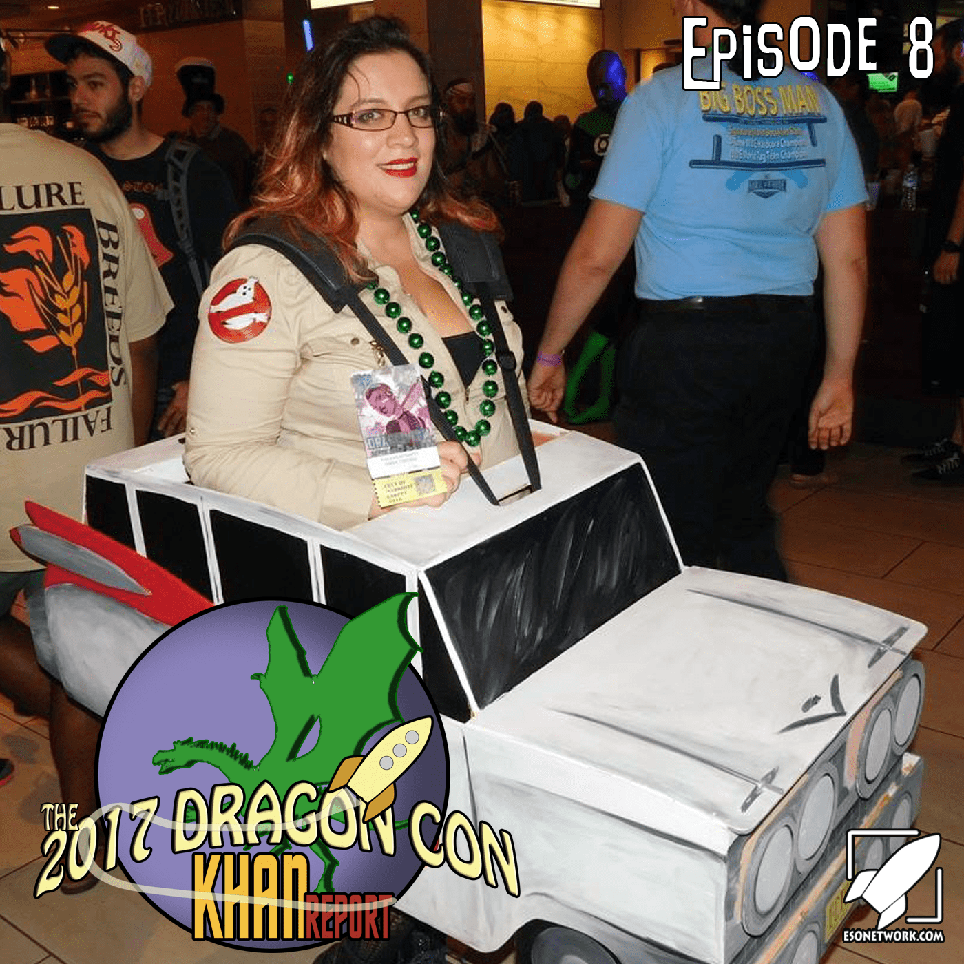 The 2017 Dragon Con Khan Report Ep 8
