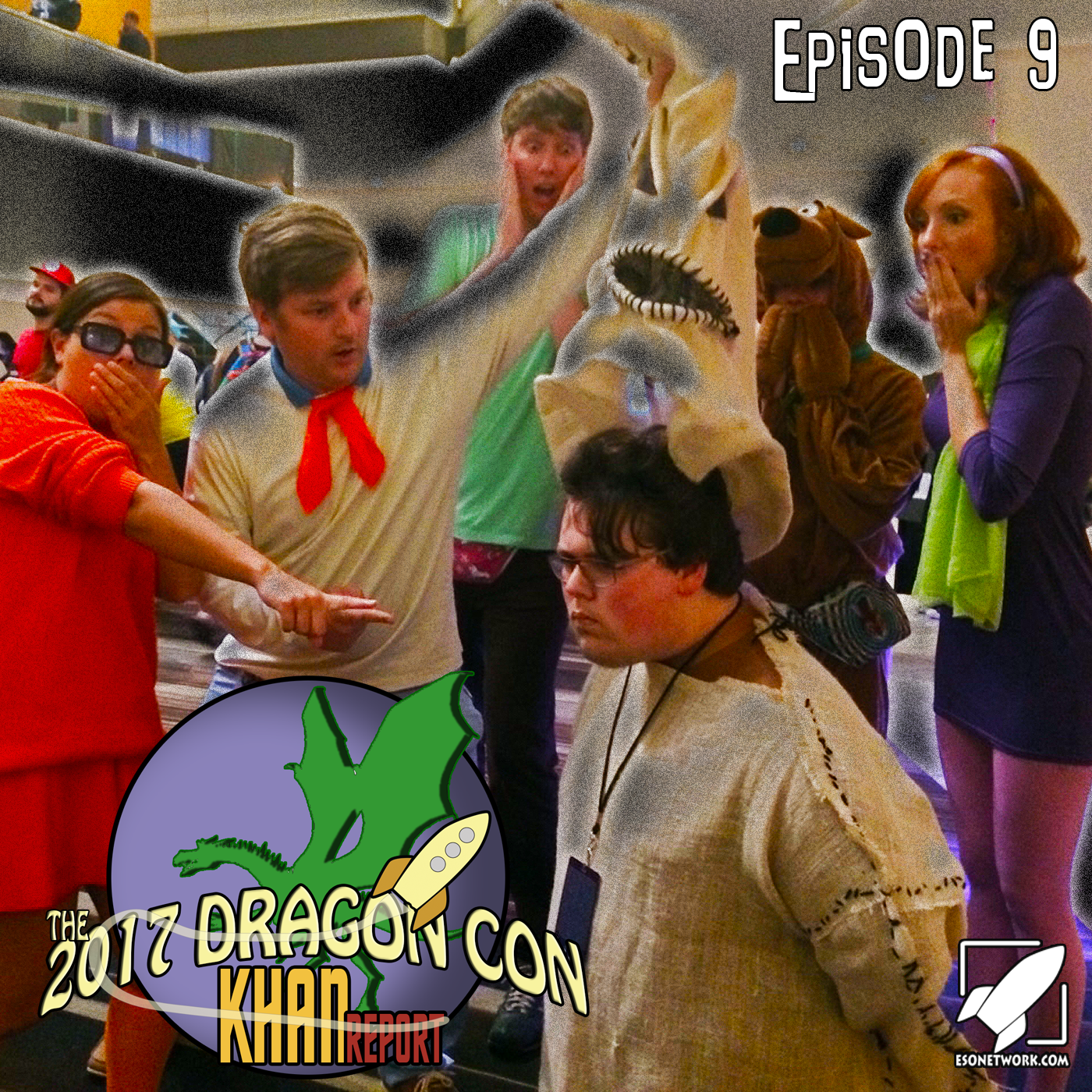 The 2017 Dragon Con Khan Report Ep 9