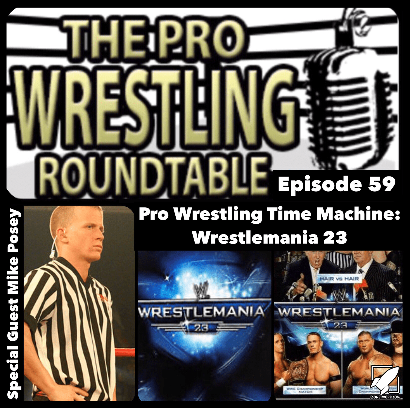 Pro Wrestling Roundtable Ep 59
