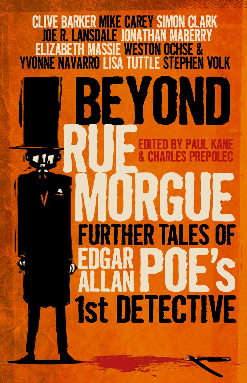 Beyond Rue Morgue Book Review By Ron Fortier