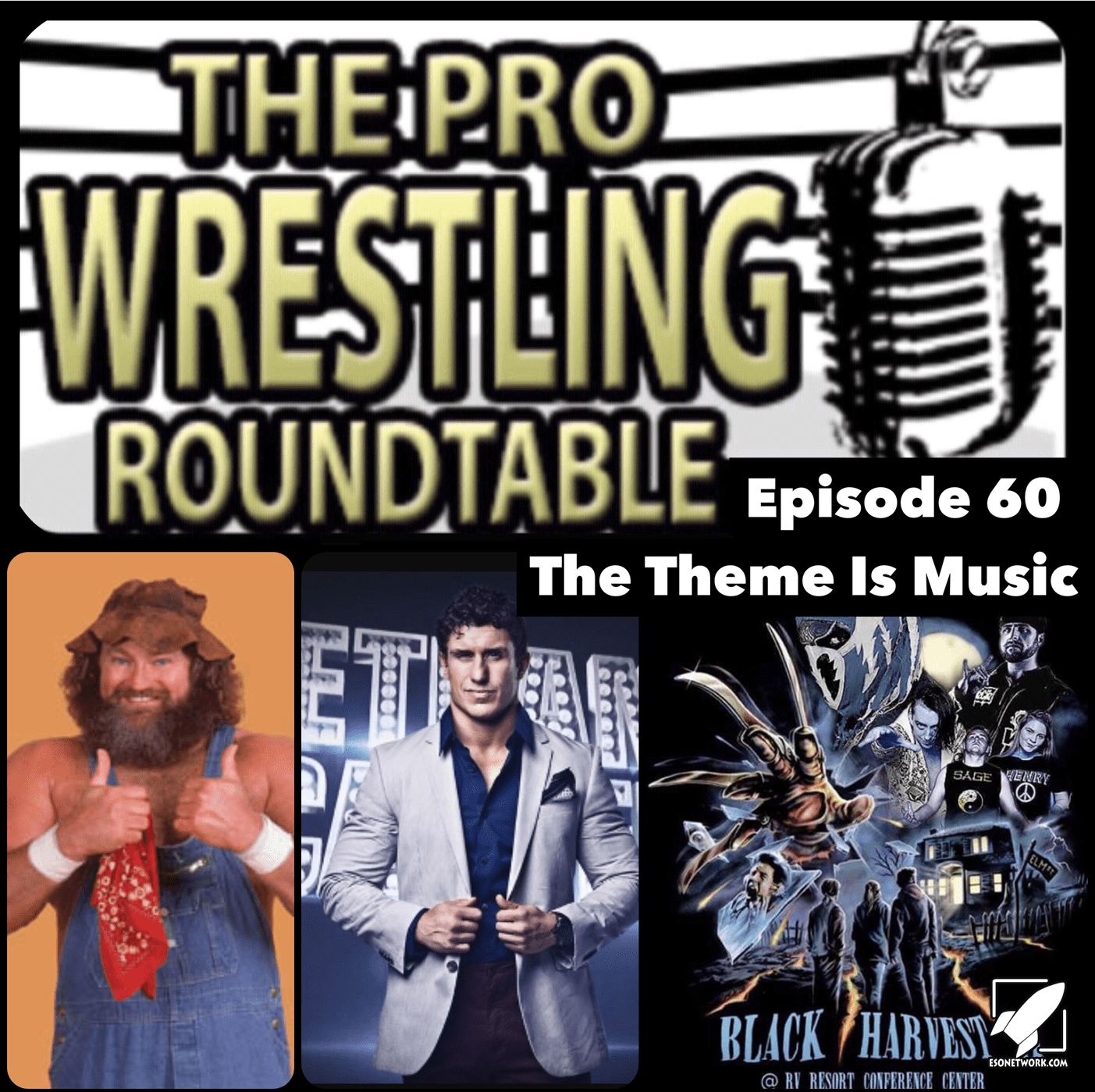 The Pro Wresting Roundtable Ep 60