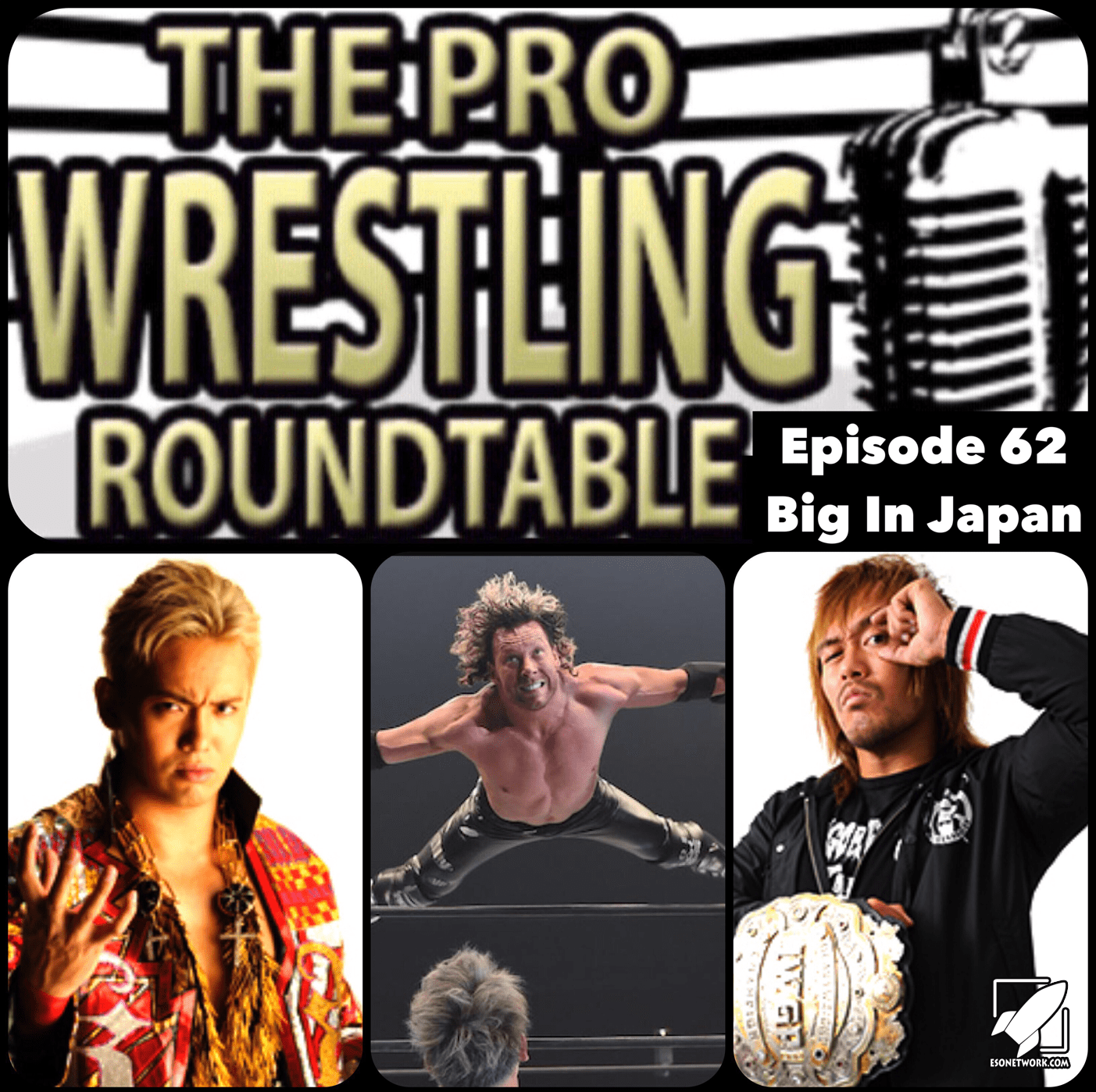 The Pro Wrestling Roundtable Ep 62