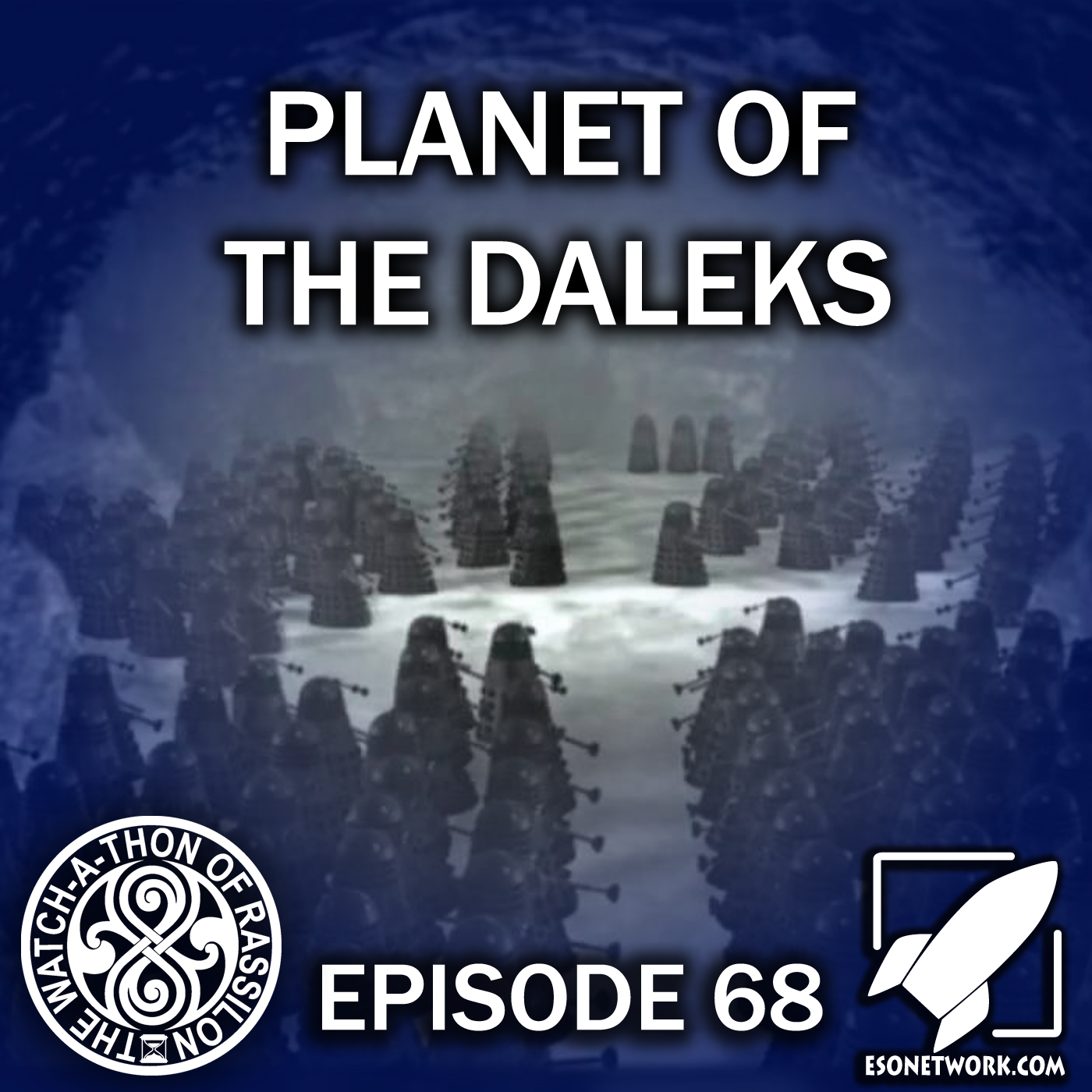 The Watch-A-Thon of Rassilon: Episode 68: Planet of the Daleks
