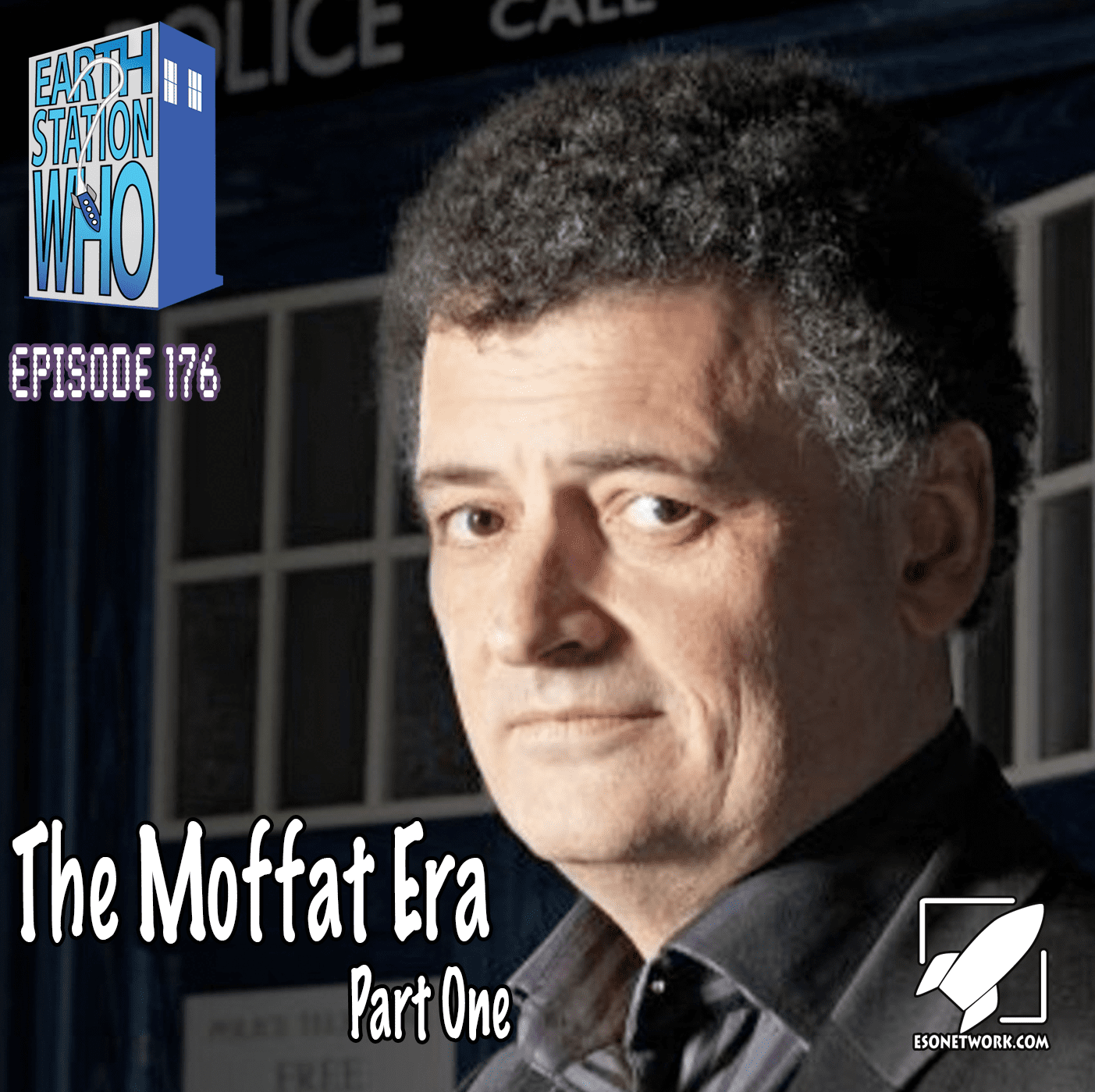 Earth Station Who Podcast Ep 176 - The Moffat era pt 1