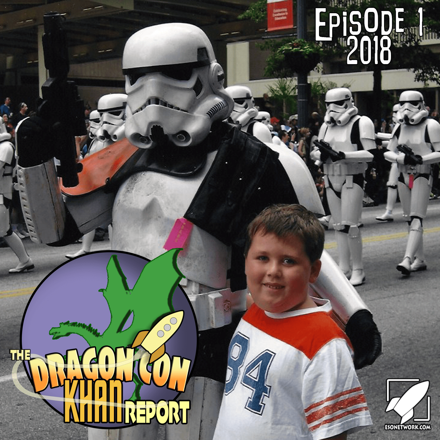 The Dragon Con Khan Report 2018 Ep 1
