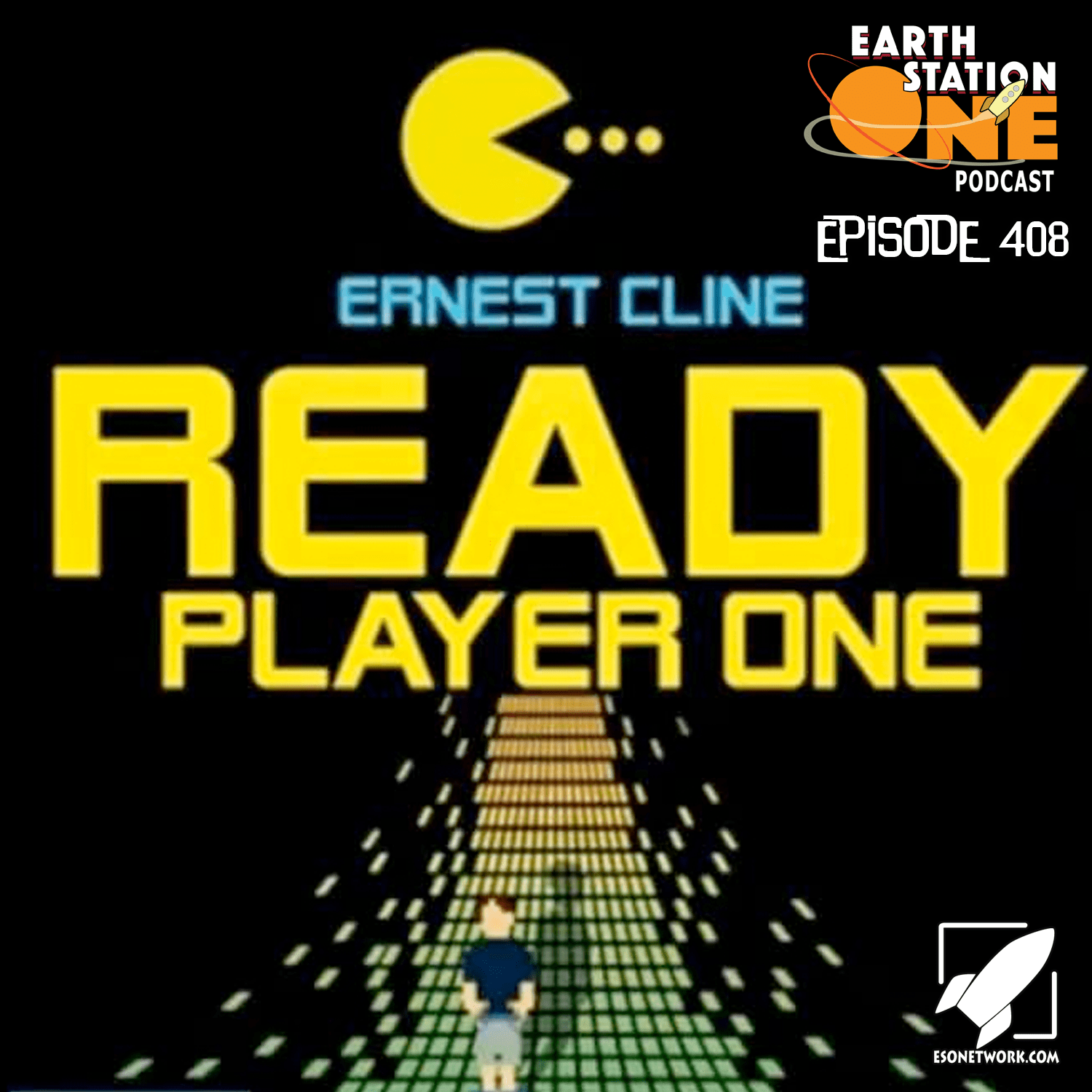 Earth Station One Podcast Ep 408