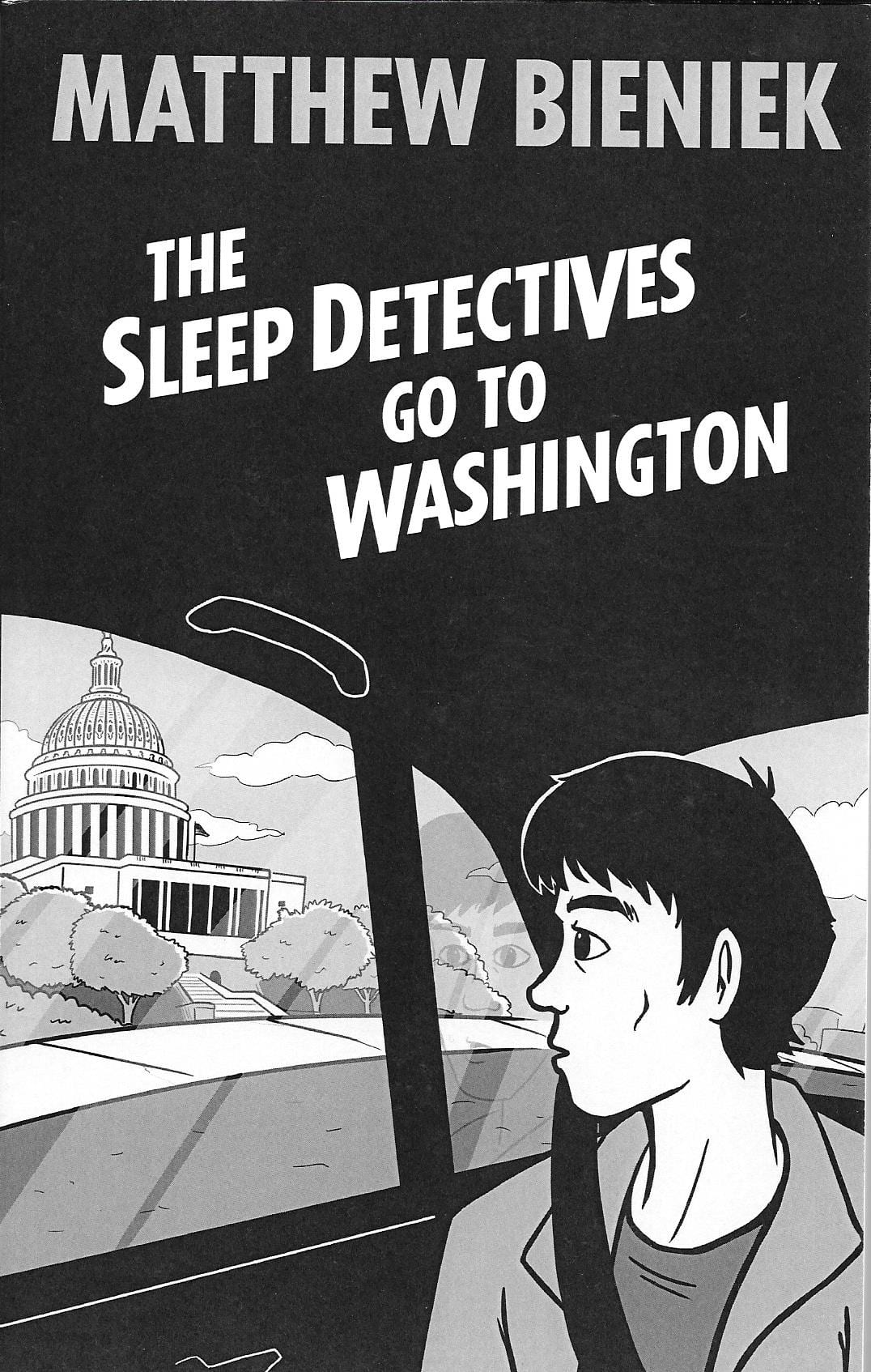 The Sleep Detetives Go To Washington Book Review By Ron Fortier