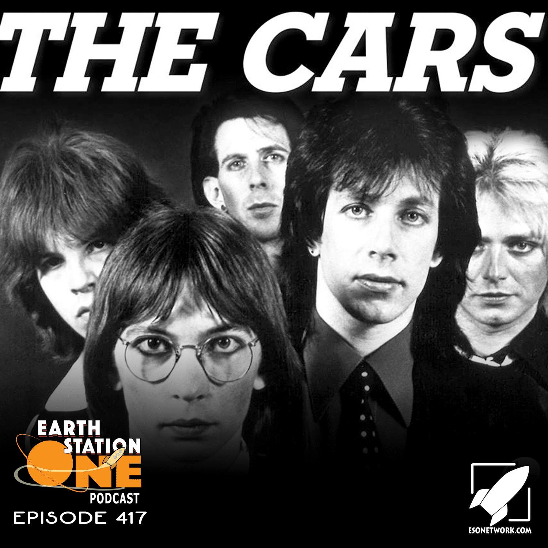 ESO Podcast Ep 417 - Music Spotlight: The Cars