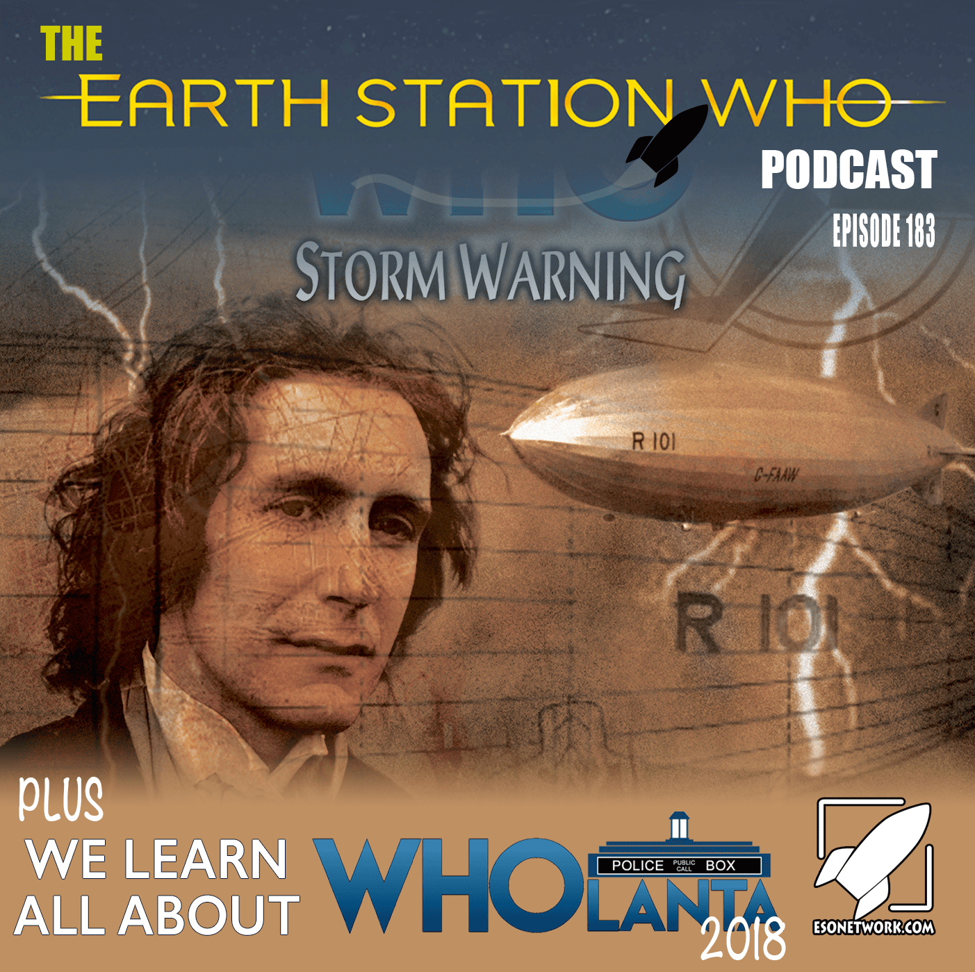The Earth Station Who Ep 183