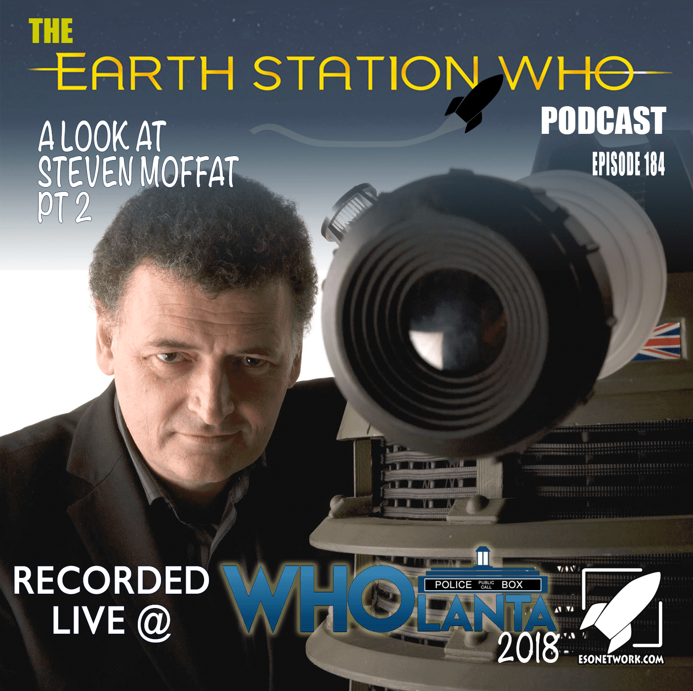 The Earth Station Who Podcast Ep 184