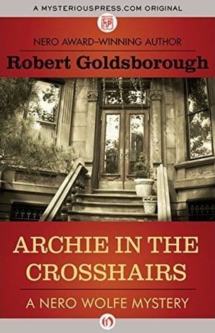 Archie In the Crosshairs Book Review By Ron Fortier