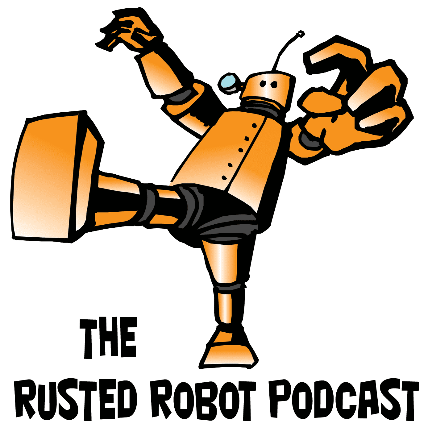 The Rusted Robot Podcast