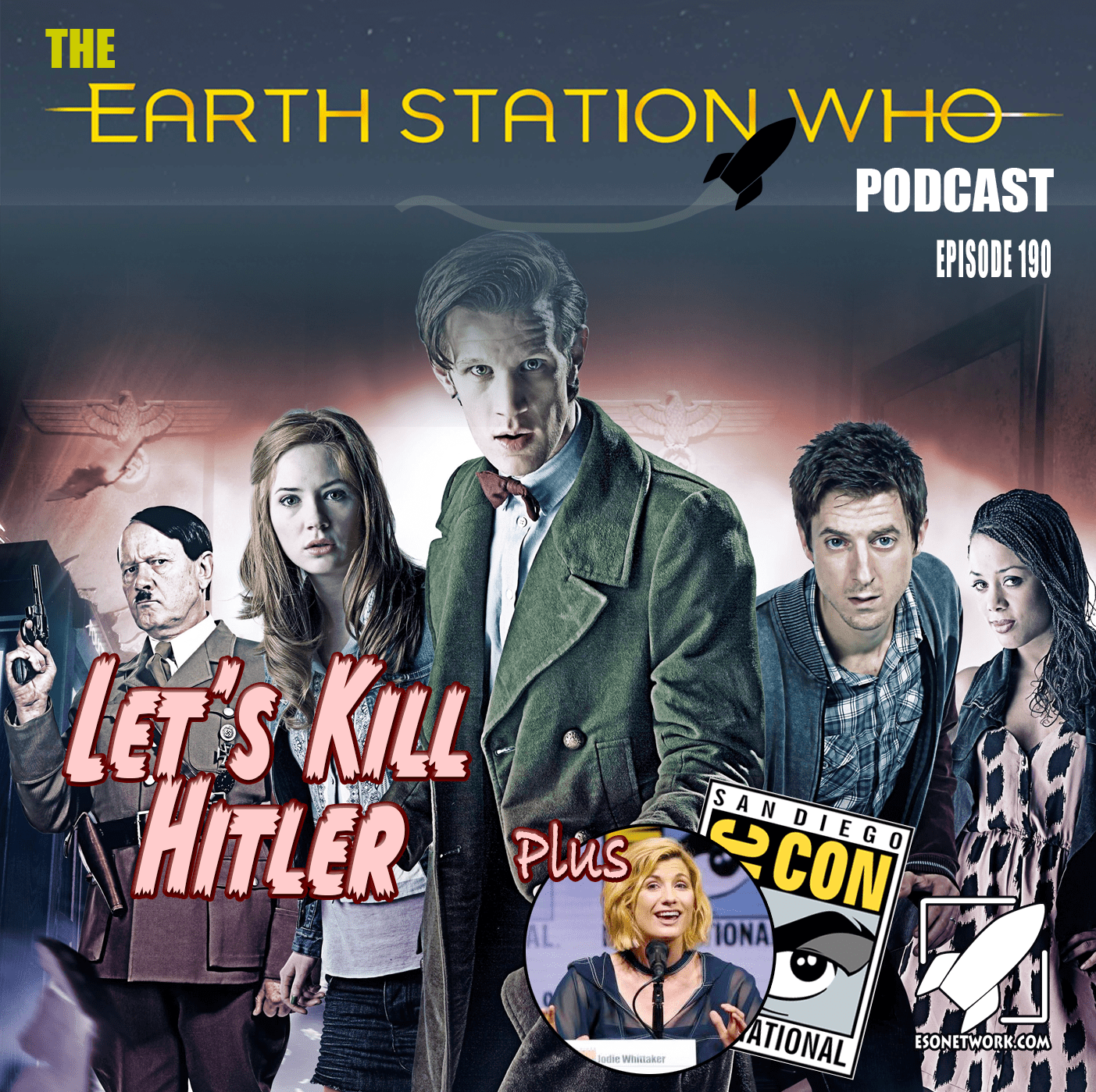Earth Station Who Ep 190