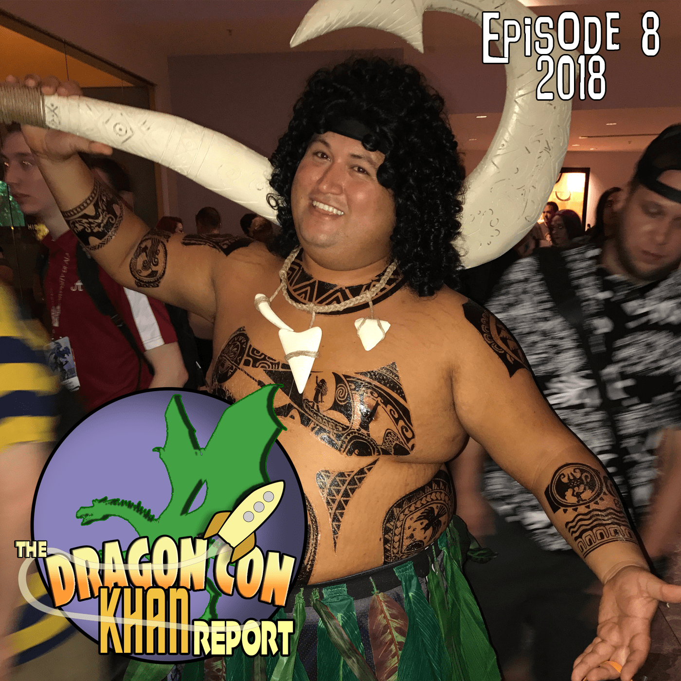 The 2018 Dragon Con Khan Report Ep 8