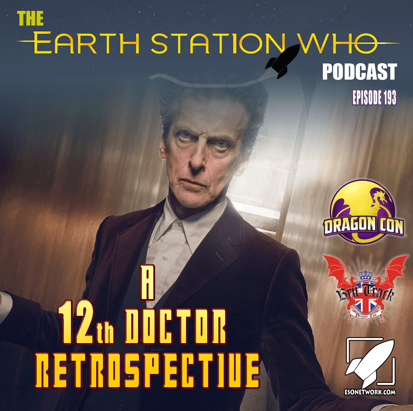 Earth Station Who Podcast Ep 193