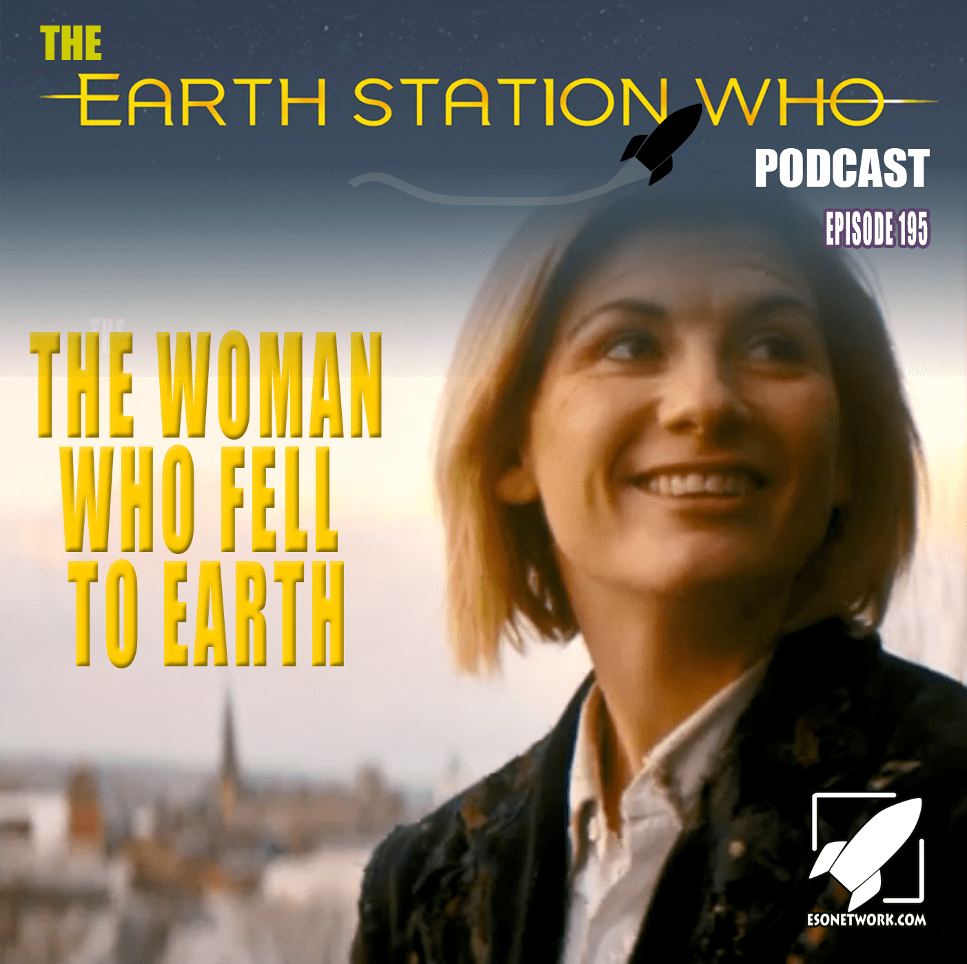 Earth Station Who Ep 195