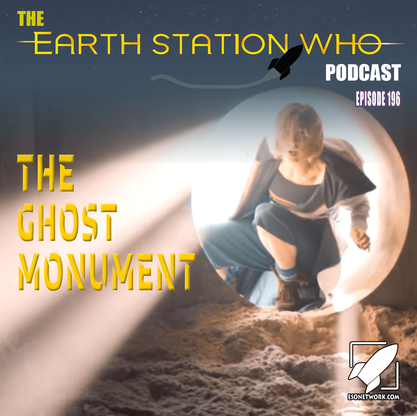 Earth Station Who Ep 196