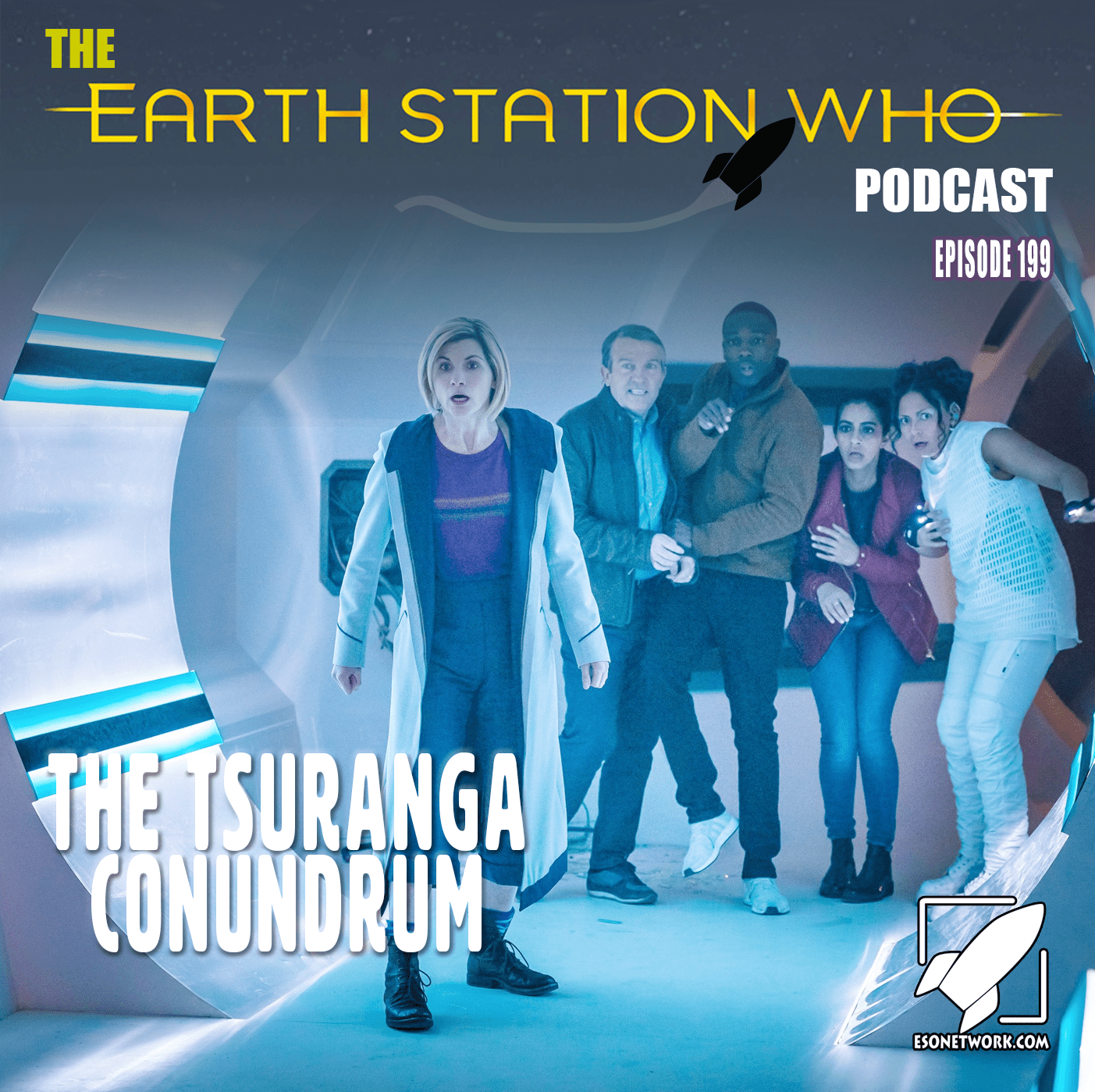 Earth Station Who Ep 199