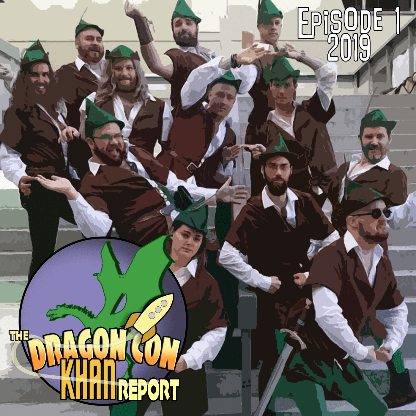 The Dragon Con Khan Report 2019 Ep 1