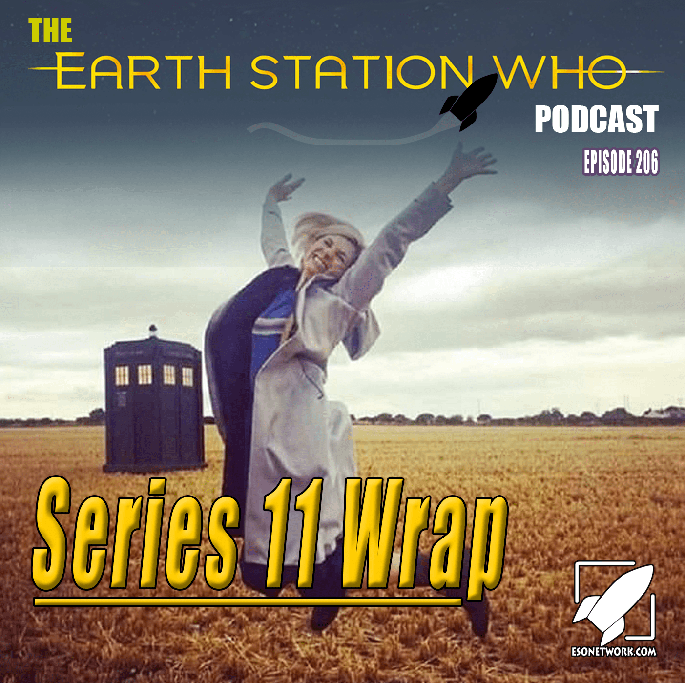 Earth Station Who Ep 206