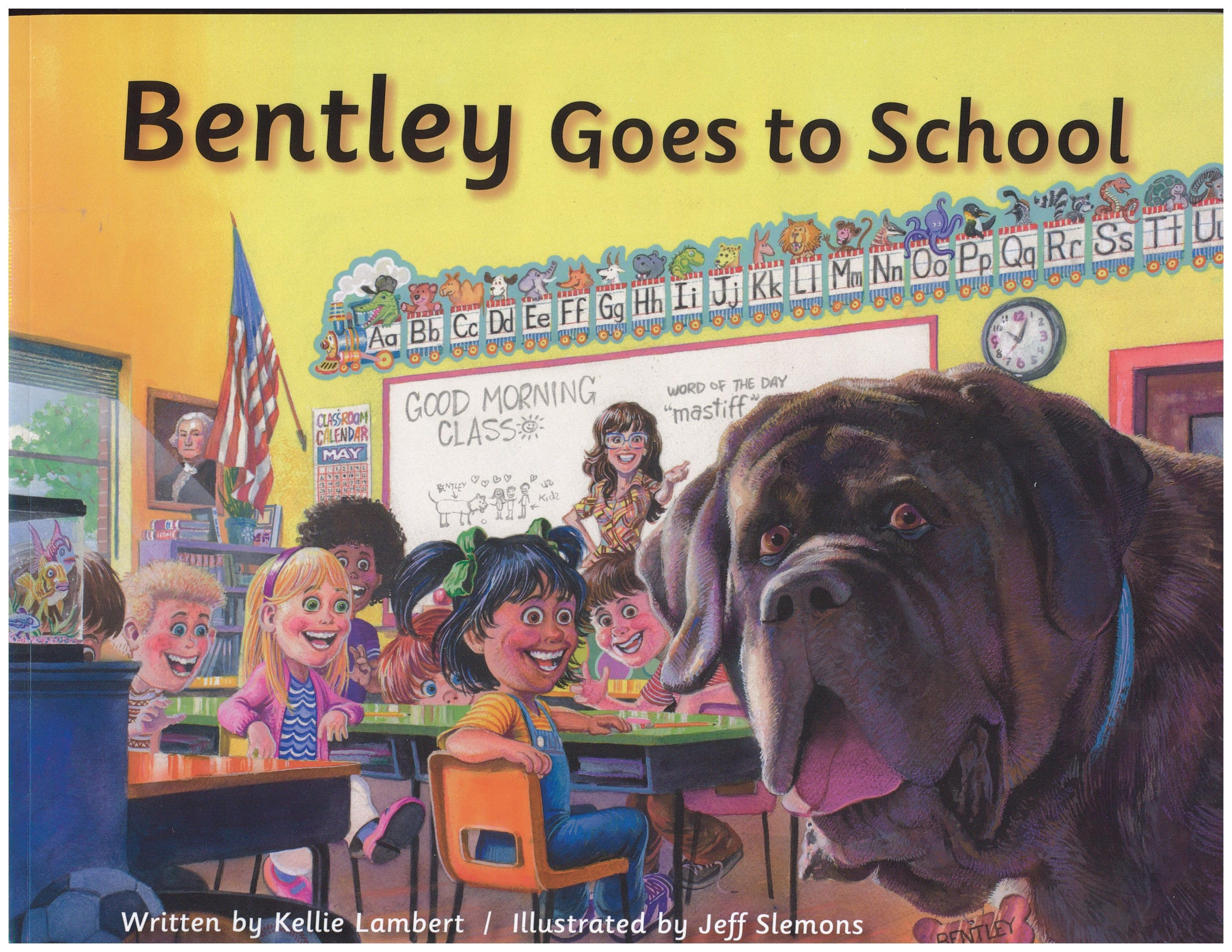 Bentley Goes to School Book Review By Ron Fortier