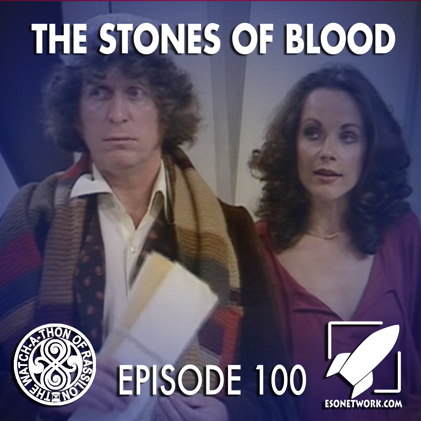 The Watch-A-Thon of Rassilon: Episode 100: The Stones of Blood