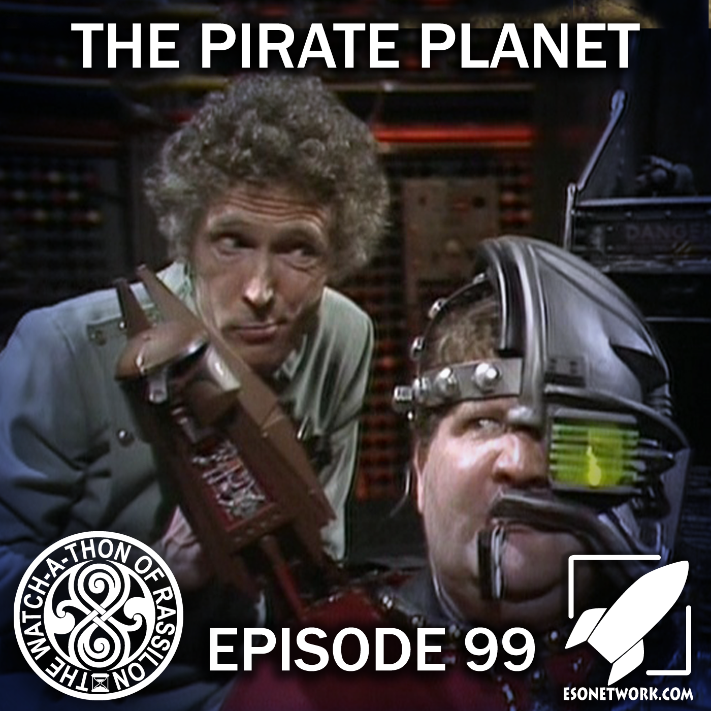 The Watch-A-Thon of Rassilon: Episode 99: The Pirate Planet