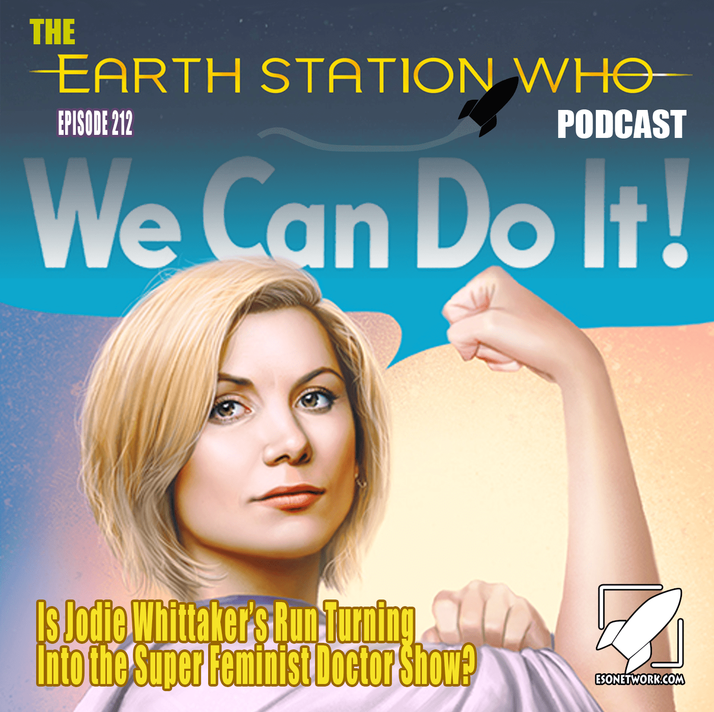THe Earth Station Who Podcast Ep 212