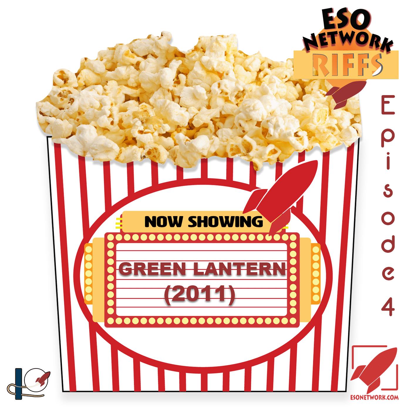 ESO Network Riffs - Green Lantern (2011)
