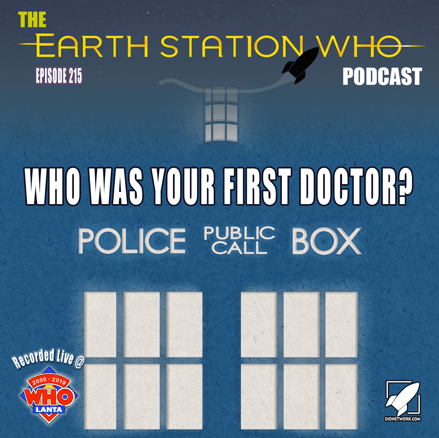 Earth Station Who Ep 215