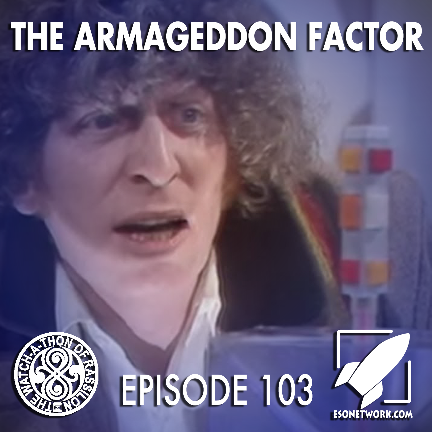 The Watch-A-Thon of Rassilon: Episode 103: The Armageddon Factor