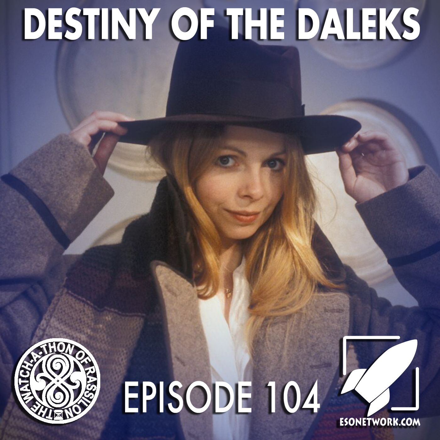 The Watch-A-Thon of Rassilon: Episode 104: Destiny of the Daleks