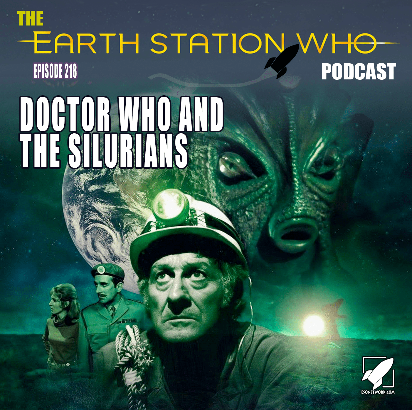 Earth Station Who Ep 218