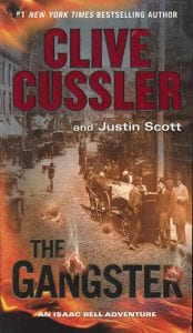 'The Gangster' Book Review By Ron Fortier