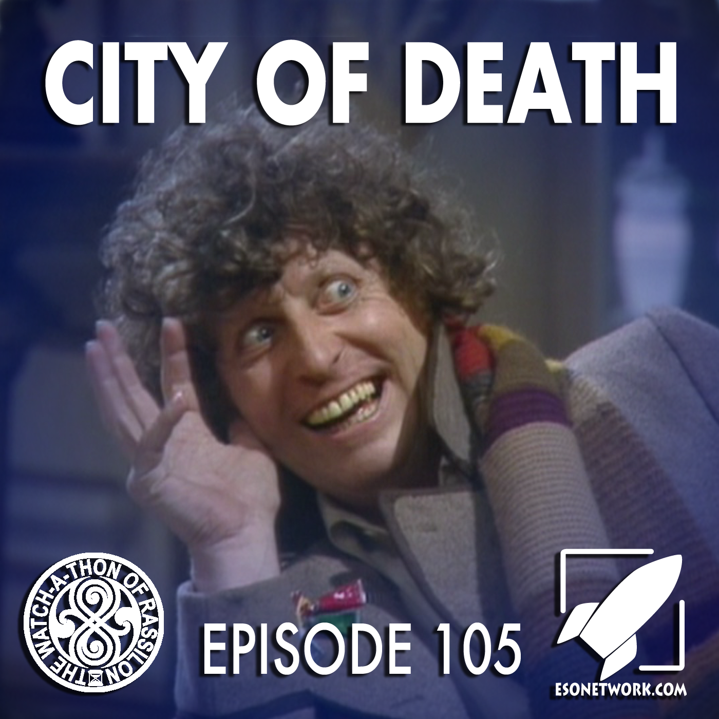 The Watch-A-Thon of Rassilon: Episode 105: City of Death