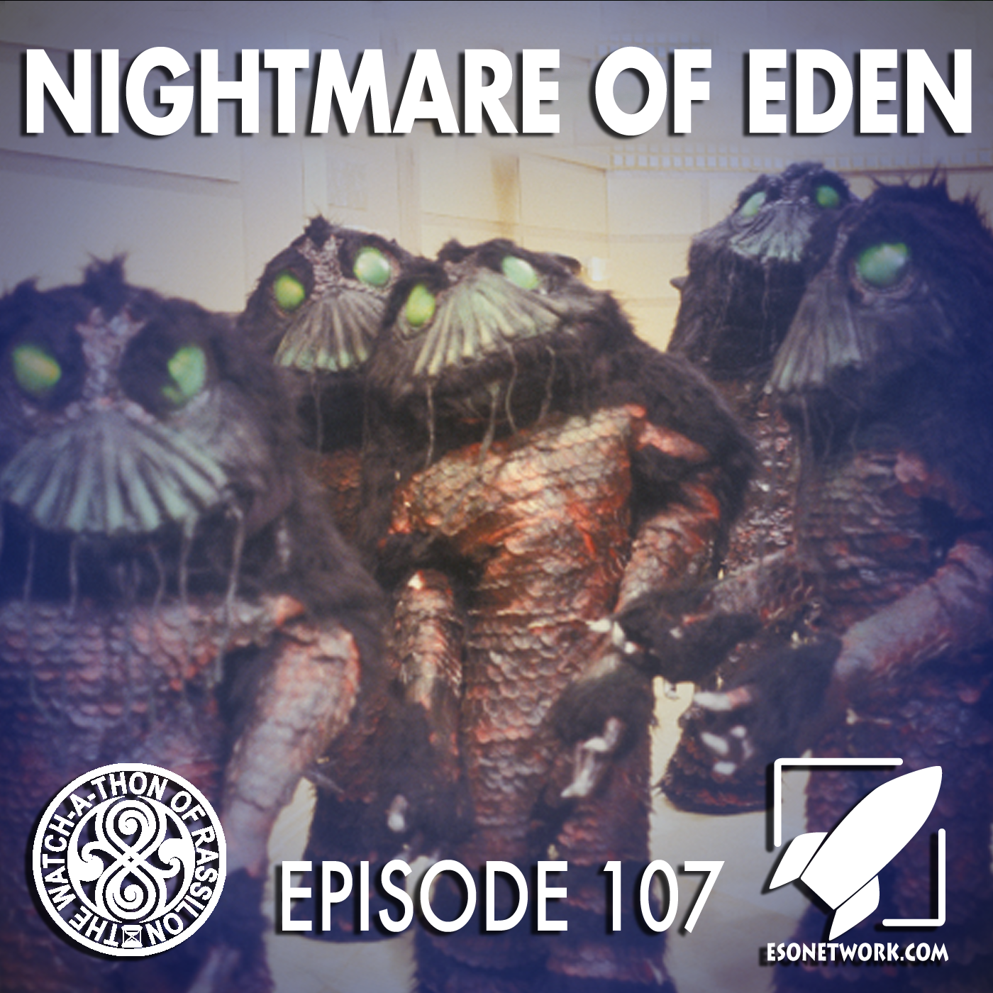 The Watch-A-Thon of Rassilon: Episode 107: Nightmare of Eden