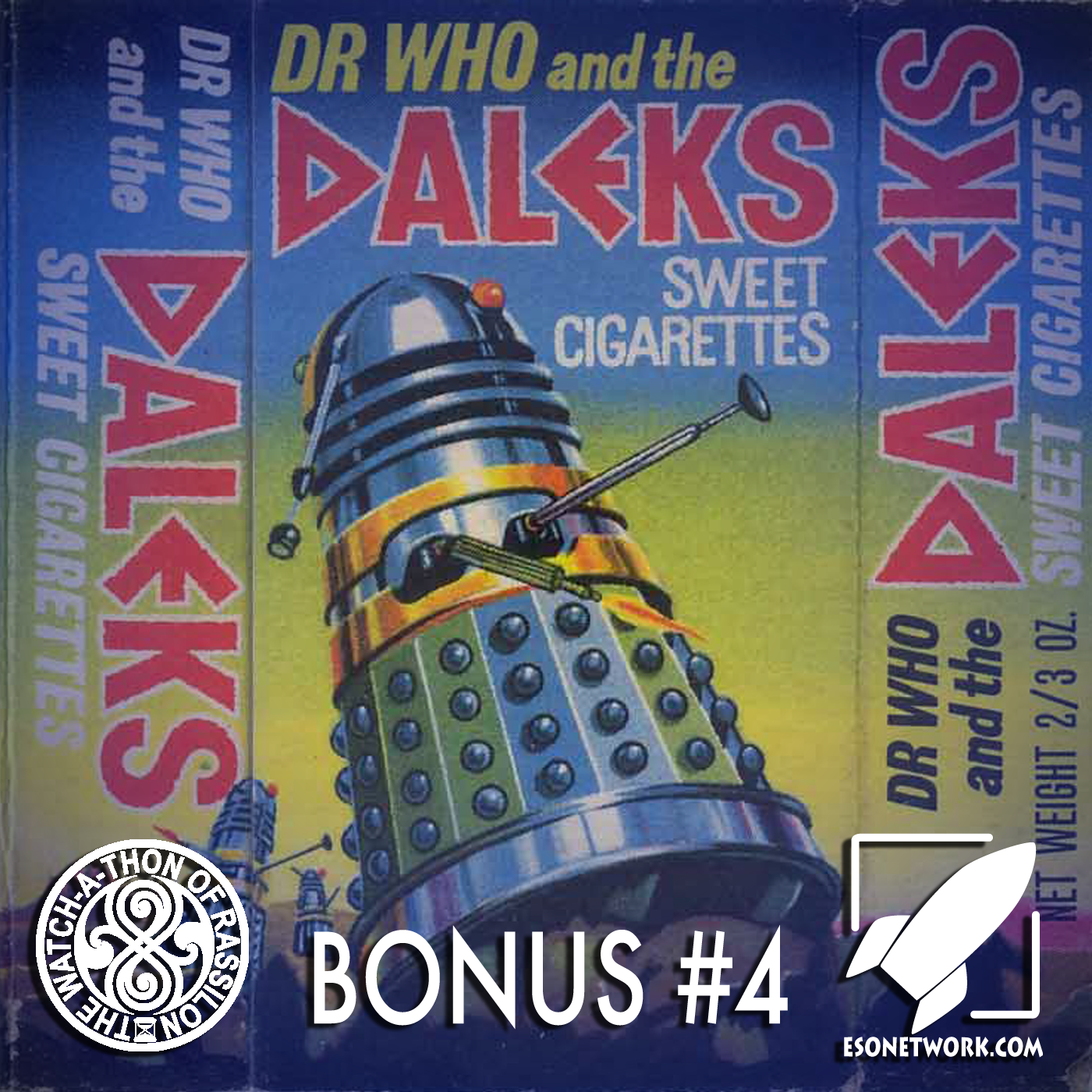Patreon Special Dr Who and The Daleks