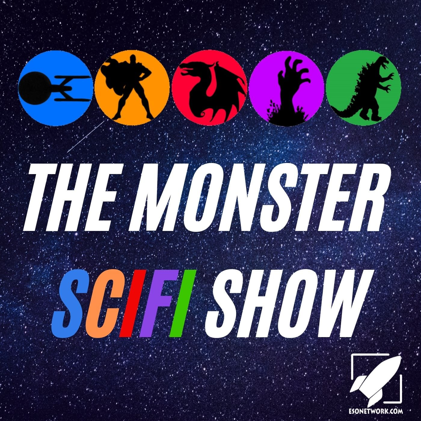 The Moster Scifi Show