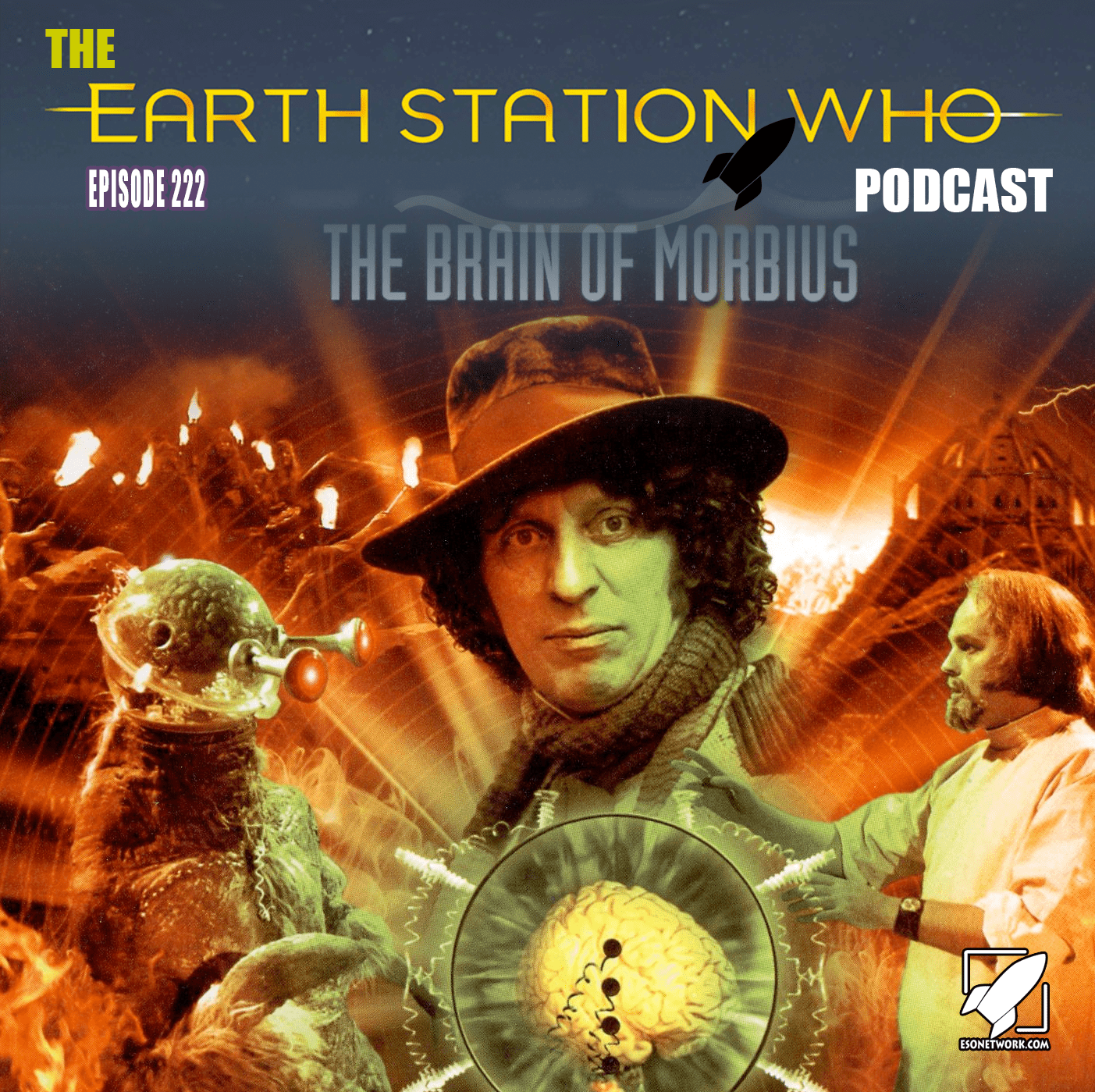 Earth Station Who Ep 222