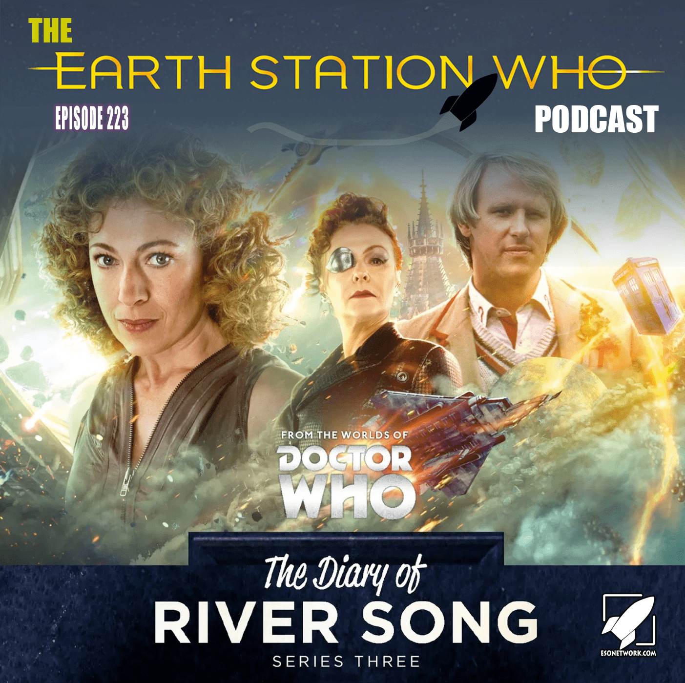 Earth Station Who Podcast Ep 223