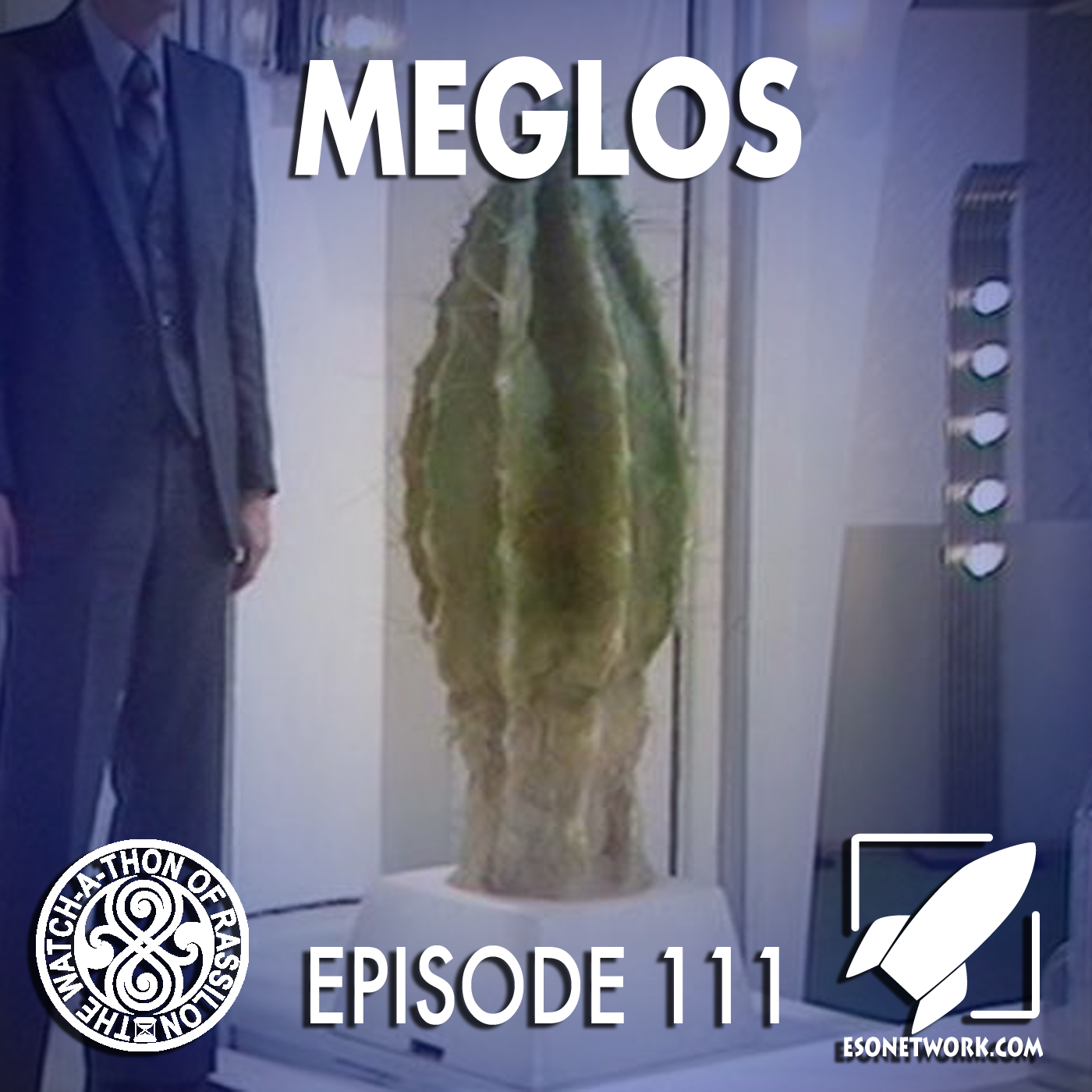 The Watch-A-Thon of Rassilon: Episode 111: Meglos