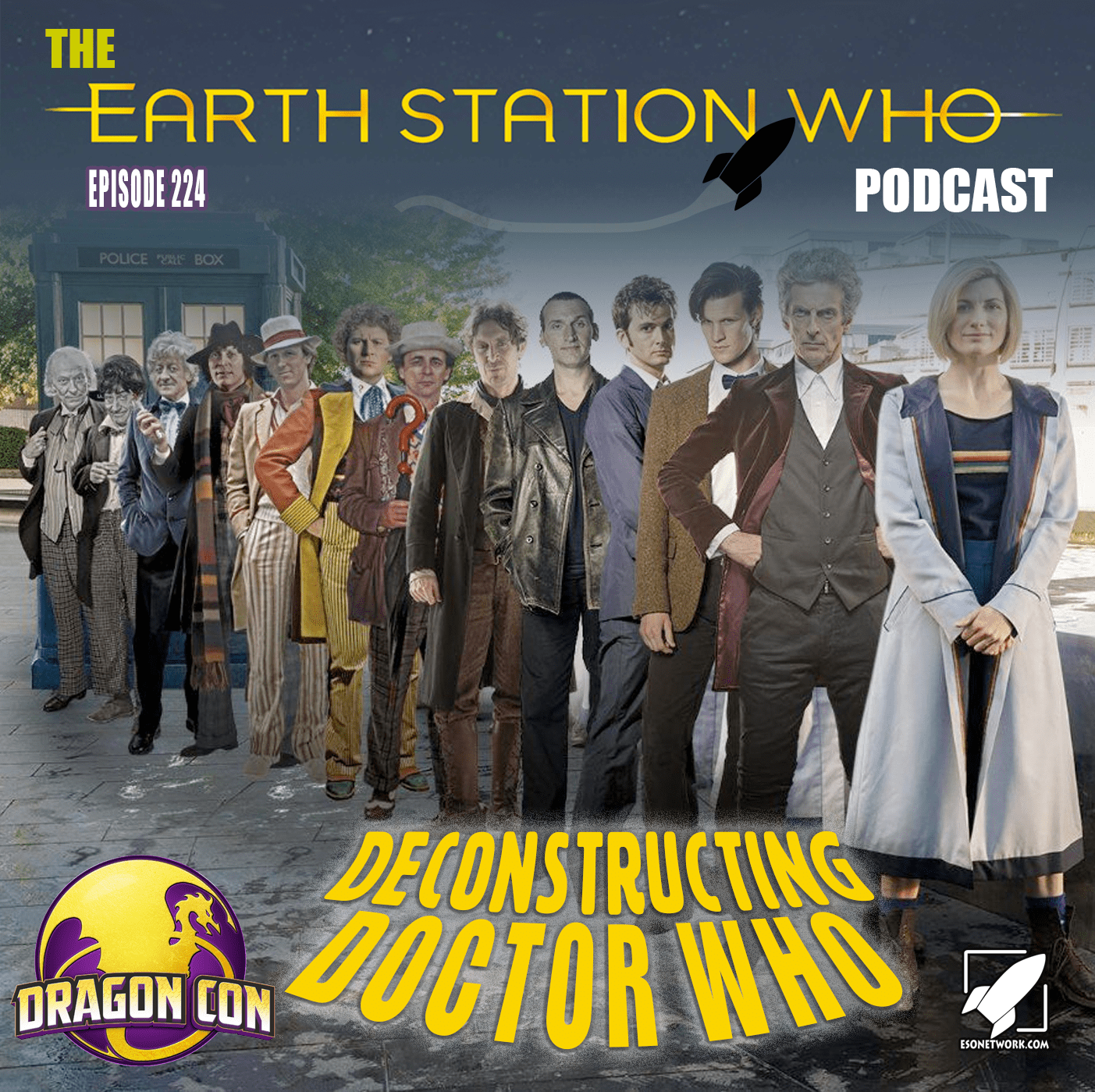 Earth Station Who Ep 224