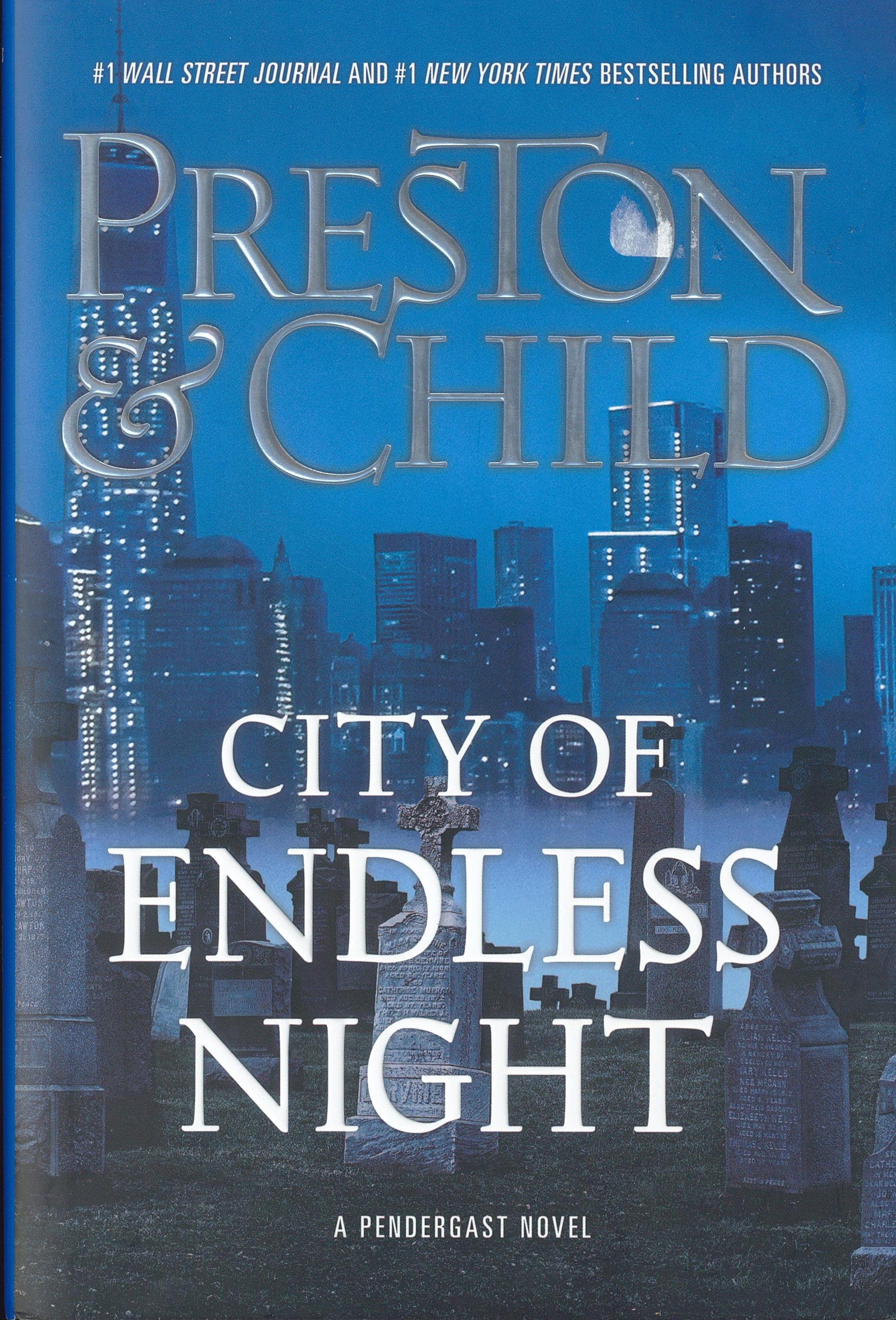 City of Endless Night Book Review By Ron Fortier
