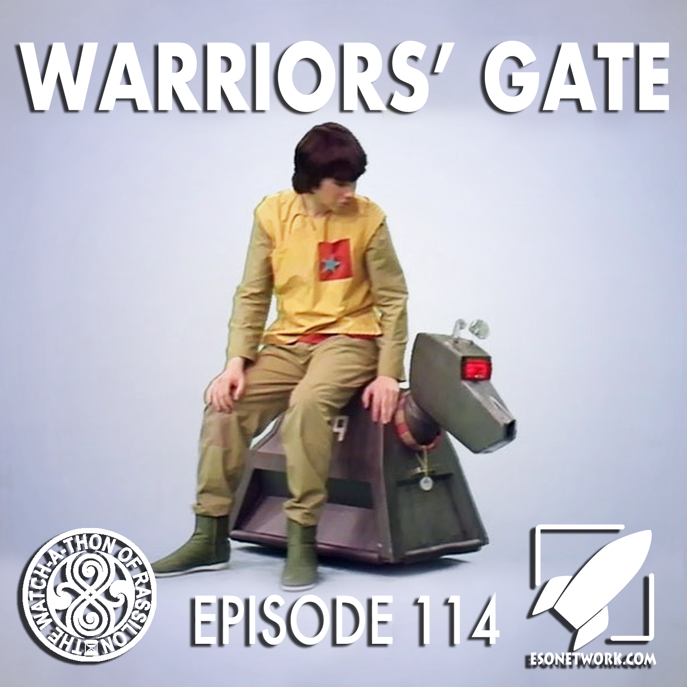 The Watch-A-Thon of Rassilon: Episode 114: Warriors' Gate