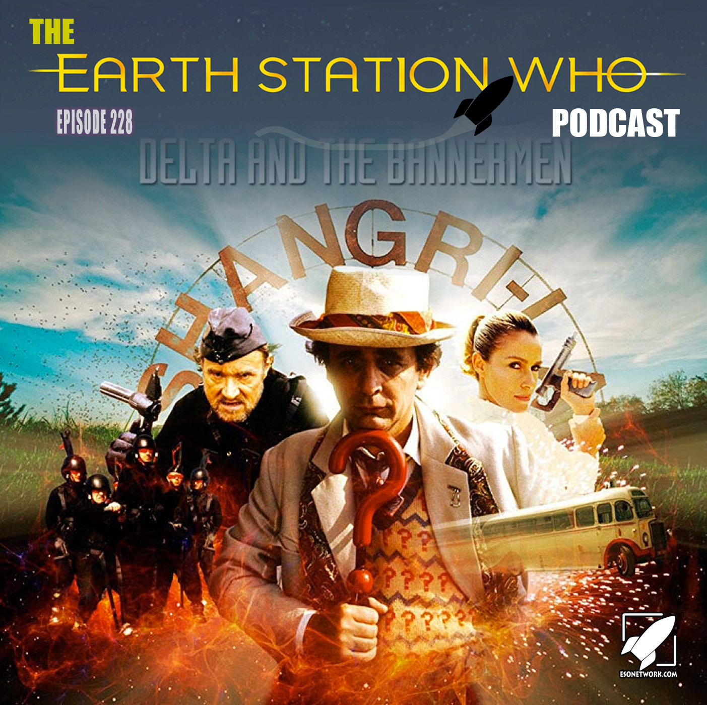 Earth Station Who Ep 228