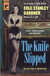 The Knife Slippled Book Review By Ron Fortier