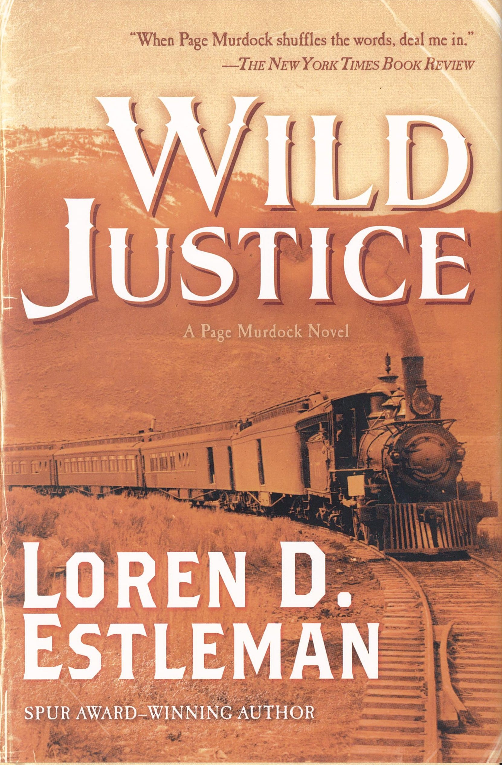 Wild Justice Book Review By Ron Fortier